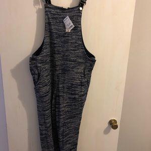 Denim - Soft comfy overalls